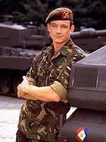 Paul Groot in Combat