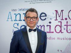 Paul Groot bij de premiere van Annie Mg Schmidt , copyright ANP