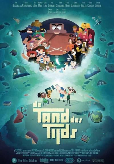 film poster De Tand Des Tijds (2019)