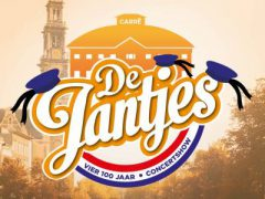 Jubileum musical De Jantjes in Carre