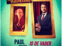 Paul Groot is de vader in de animatiefilm the Willoughbys